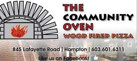 9 tie) Community Oven, Hampton