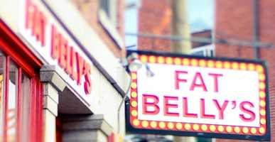 18 tie) Fat Belly's Grill & Bar, Portsmouth