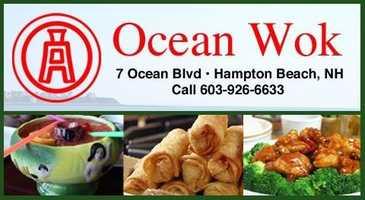 18 tie) Ocean Wok, Hampton