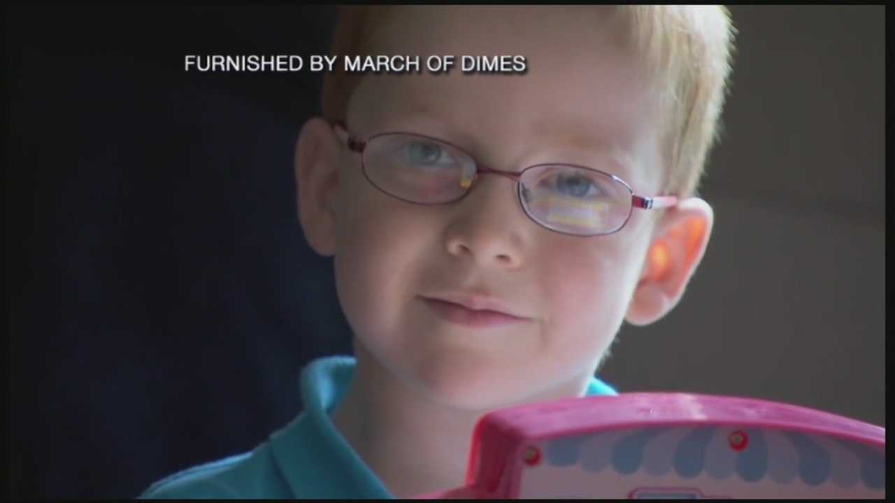 Meet the young Granite Stater named as this year's March of Dimes national ambassador!
