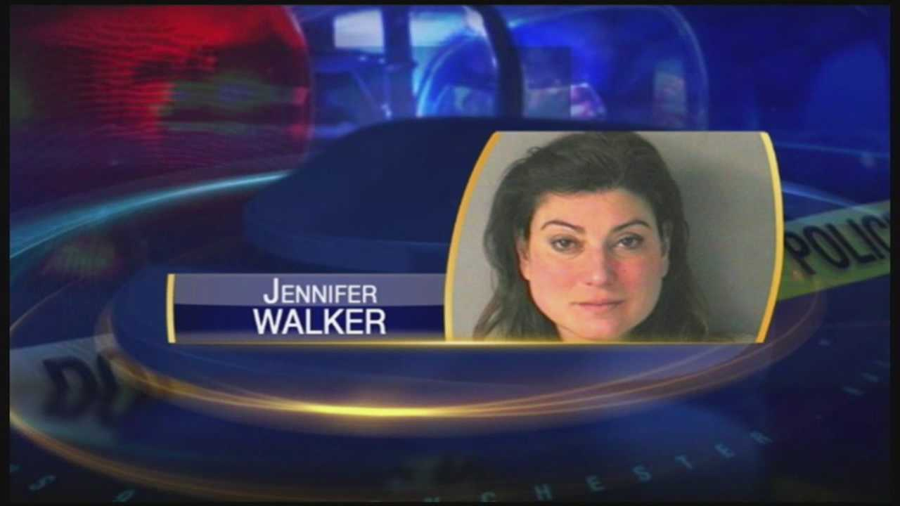 Police say woman drove drunk with kids in car