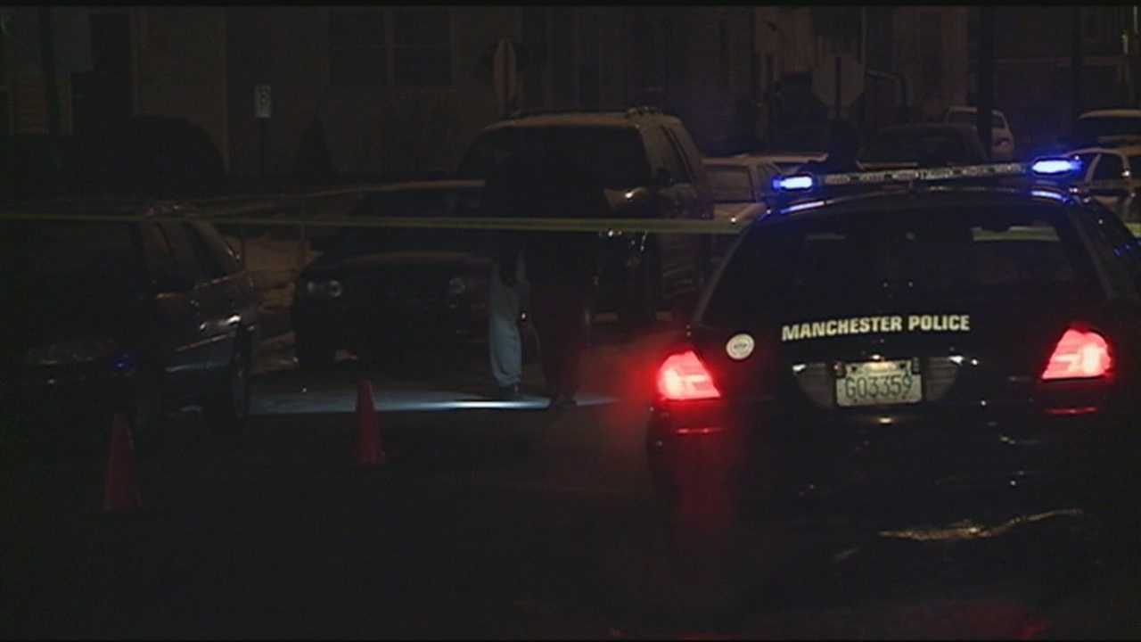 Man shot at Wilson St. apartment