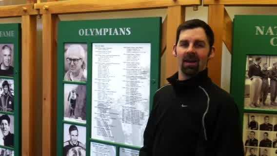 Tradition of Olympic skiers from Dartmouth College