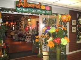 1) Allioops! Flowers & Gifts in New London