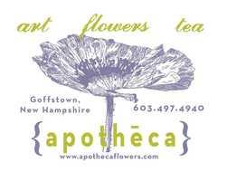 8 tie) Apotheca Flowers & Tea Chest in Goffstown