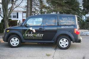 8 tie) Drinkwater Flowers & Design in Hampton