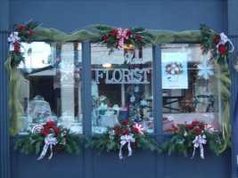 10 tie) Gorham House Florist in Gorham