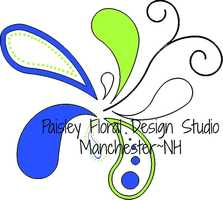 5) Paisley Floral Design Studio in Manchester