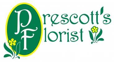 3) Prescott's Florist in Laconia