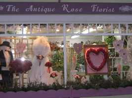 20 tie) The Antique Rose in Woodsville