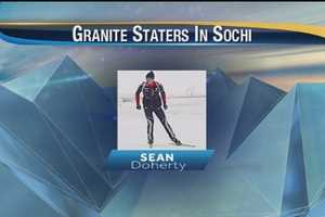 Sean Doherty, of Conway, will be competing in the Biathlon competition.Learn more about Sean:http://www.wmur.com/news/sports/sean-doherty-center-conway-biathlon/-/9857950/24154088/-/6bbpmh/-/index.html.
