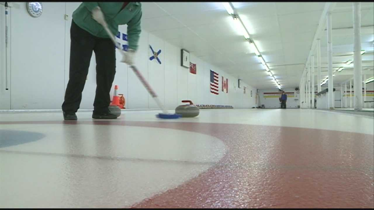 Curling In New Hampshire