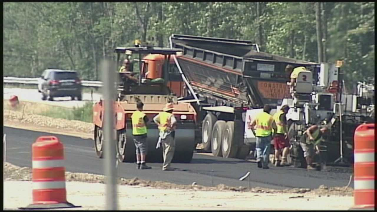 Gas tax increase would go to road repairs