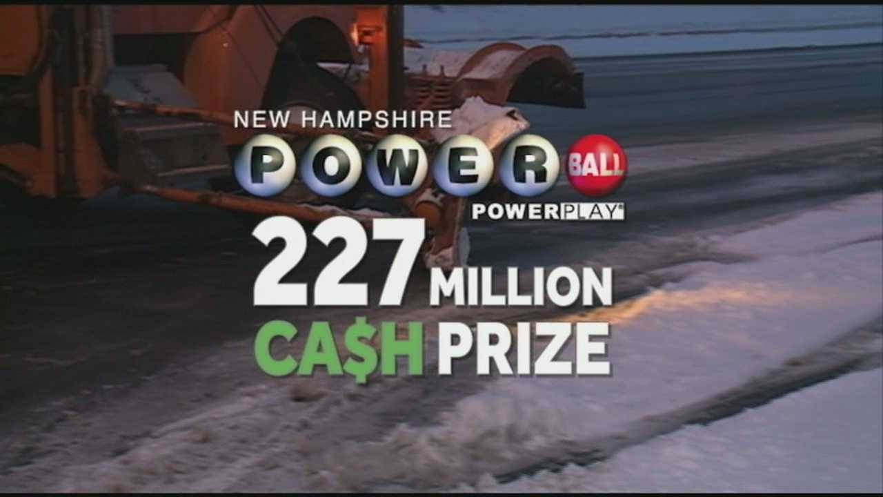 $400 million Powerball jackpot could make winter better