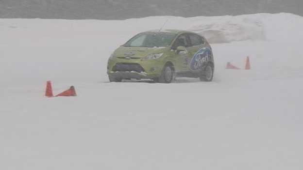 Winter Driving School