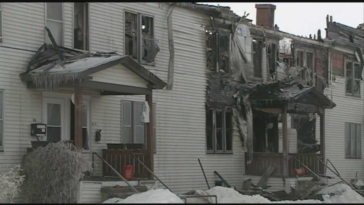 Neighbor tried to save victim of Laconia fire