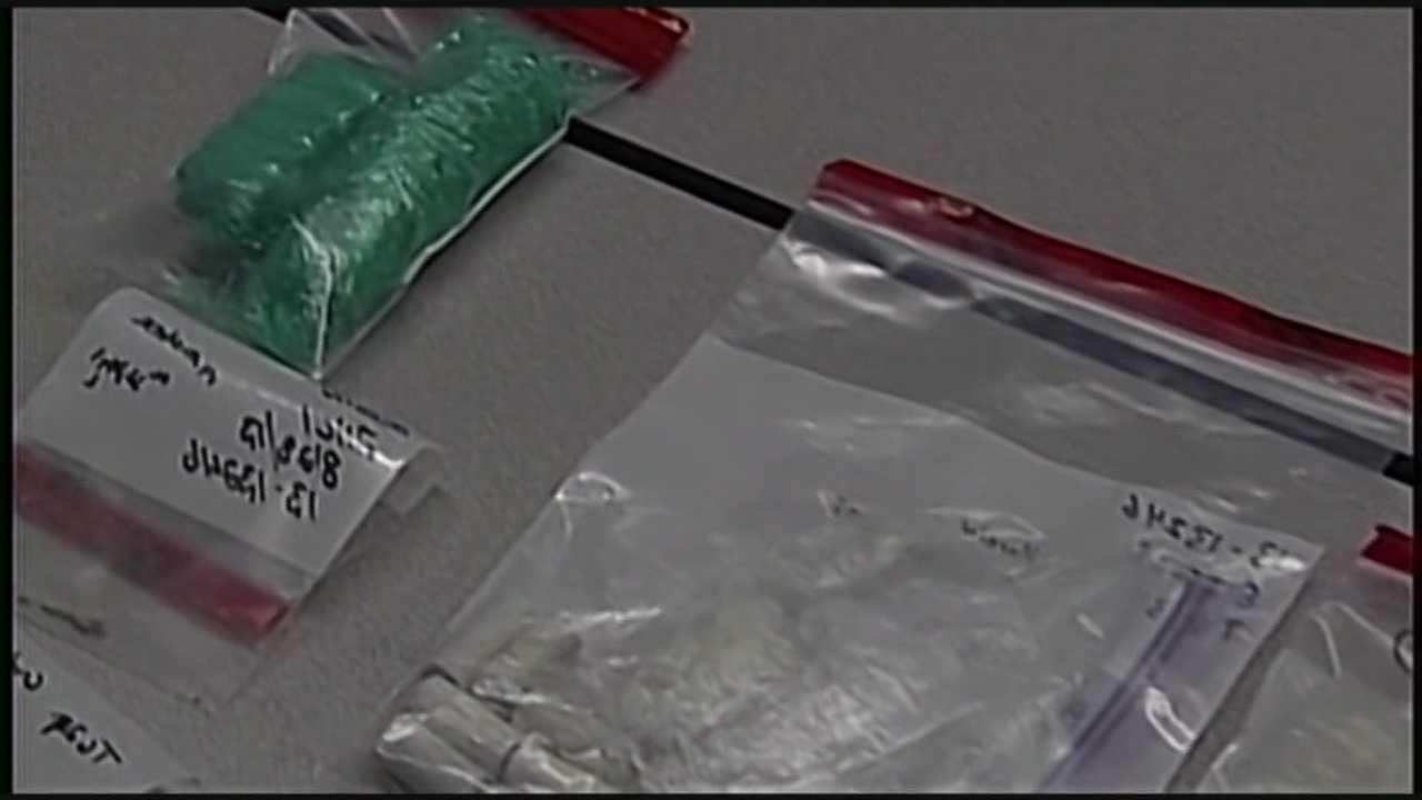 Heroin epidemic report
