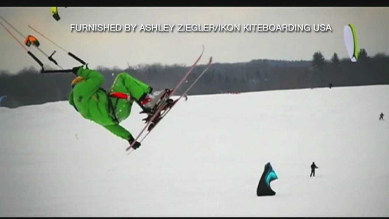 For a kiteboarding enthusiast, New Hampshire is unique in its variety of recreational options.