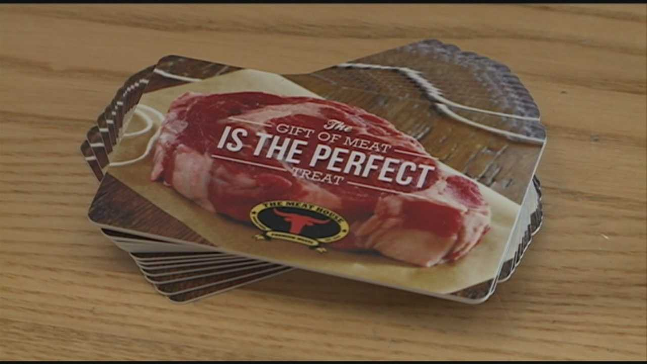 Meat House franchise loses money after taking gift cards