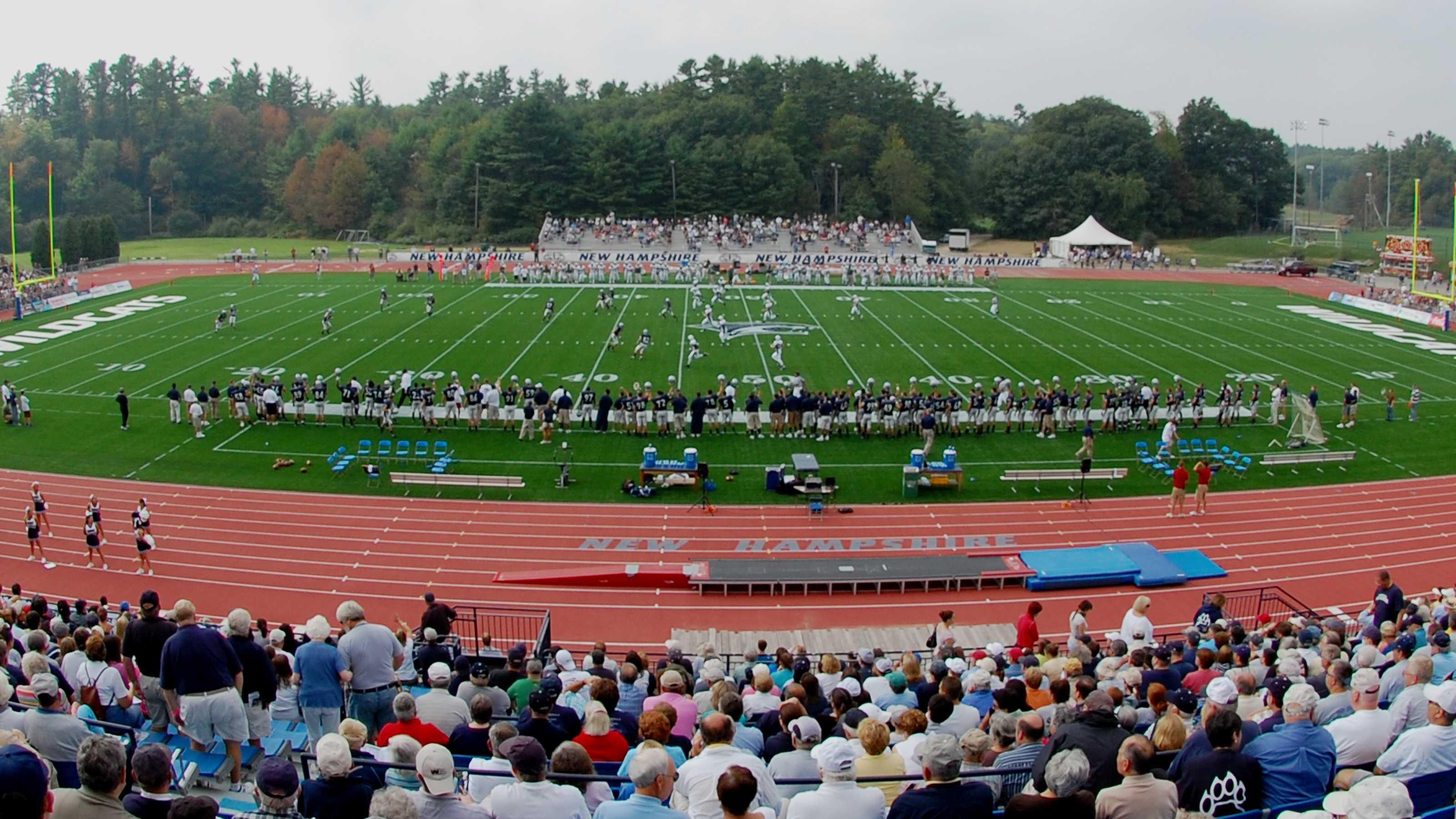 cowell stadium
