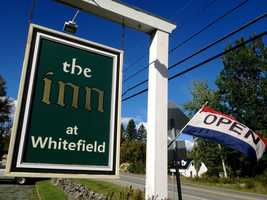 6 tie) The Inn at Whitefield in Whitefield