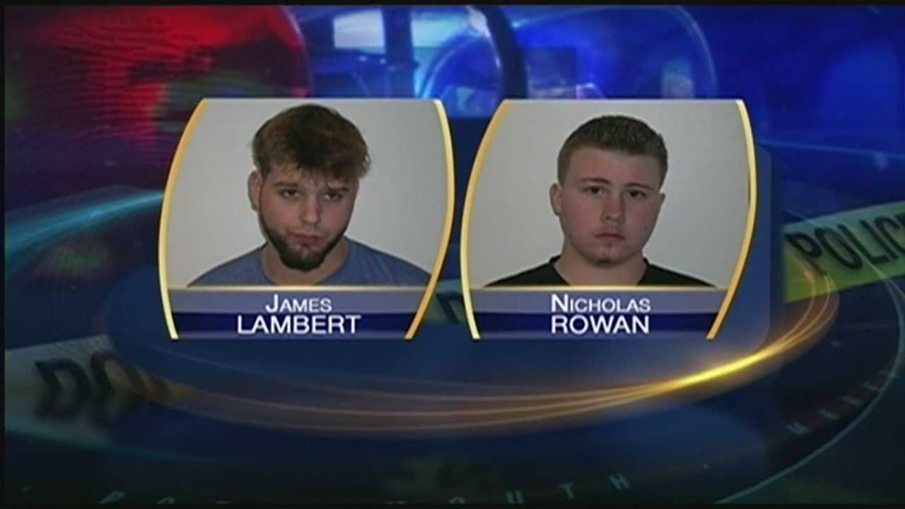 2 suspects may be connected to NH thefts