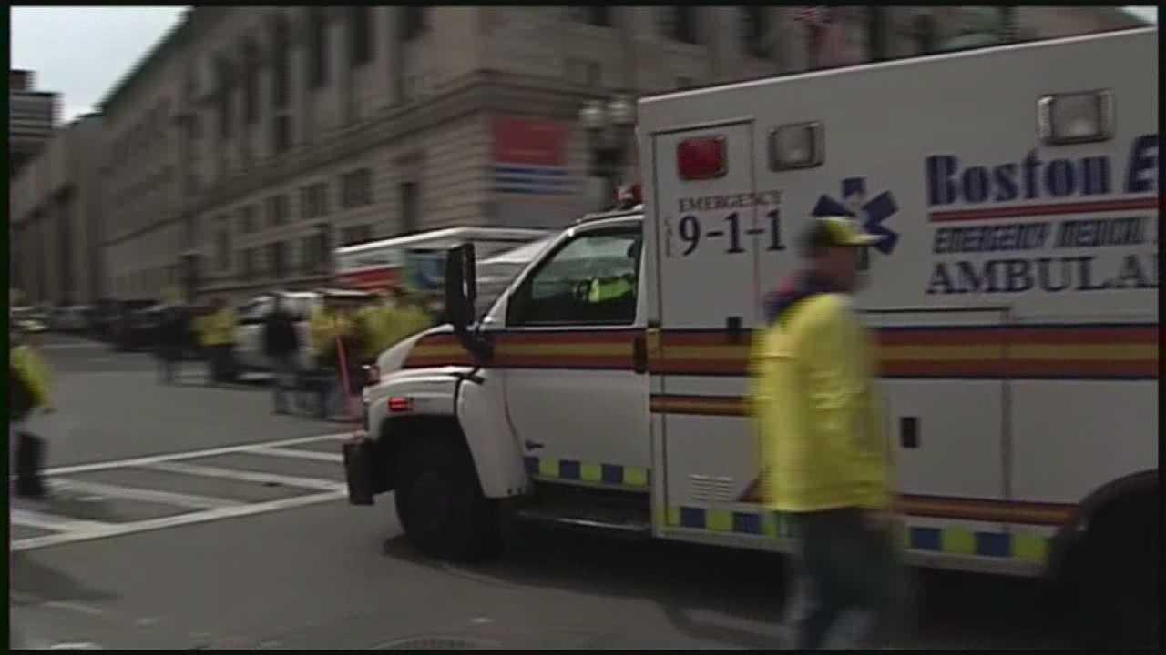 Doctors, nurses remember Boston bombing
