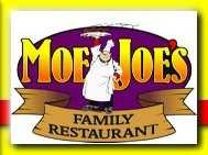 9 tie) Moe Joe's Family Restaurant in Manchester