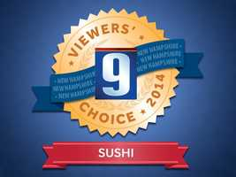 This week, we wanted to know who prepares the best sushi in the Granite State.