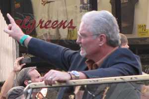 San Francisco Giants Vice President and General Manager Brian Sabean grew up in Concord, N.H.