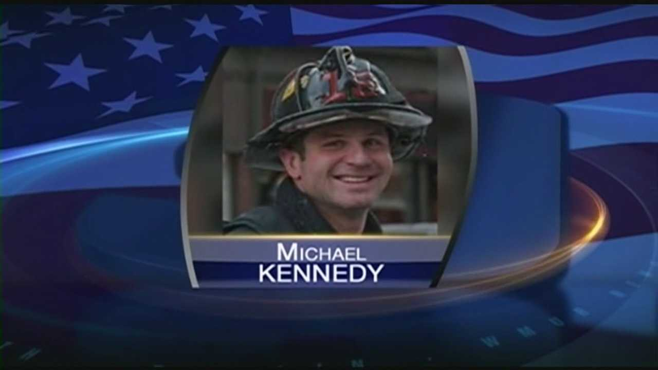 One of the two Boston firefighters killed in a Wednesday blaze came to the aid of an injured New Hampshire firefighter just three weeks ago.