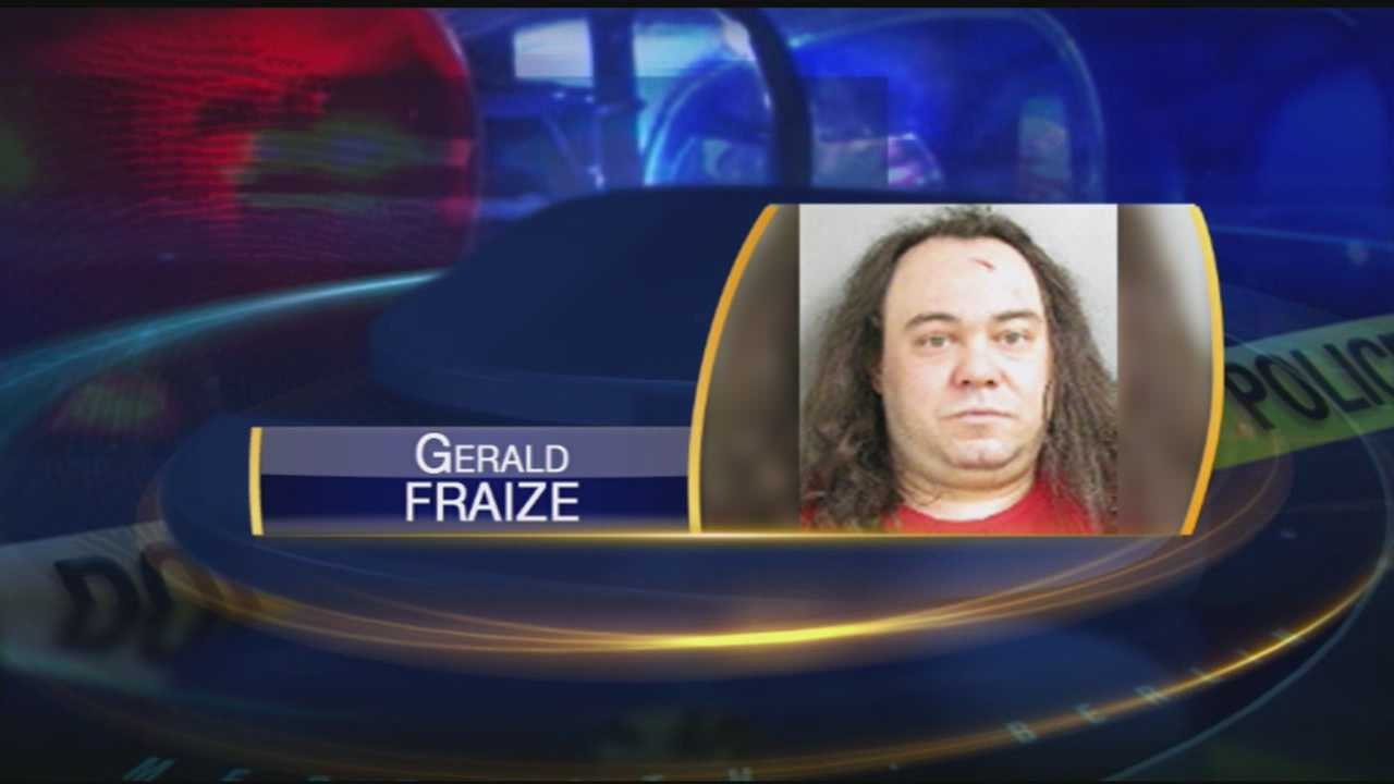 Gerald Fraize