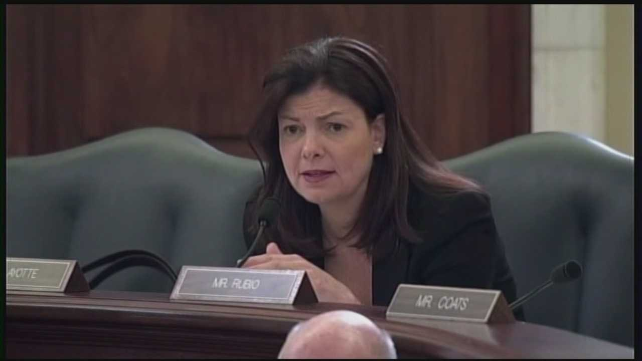 Ayotte Questions GM CEO