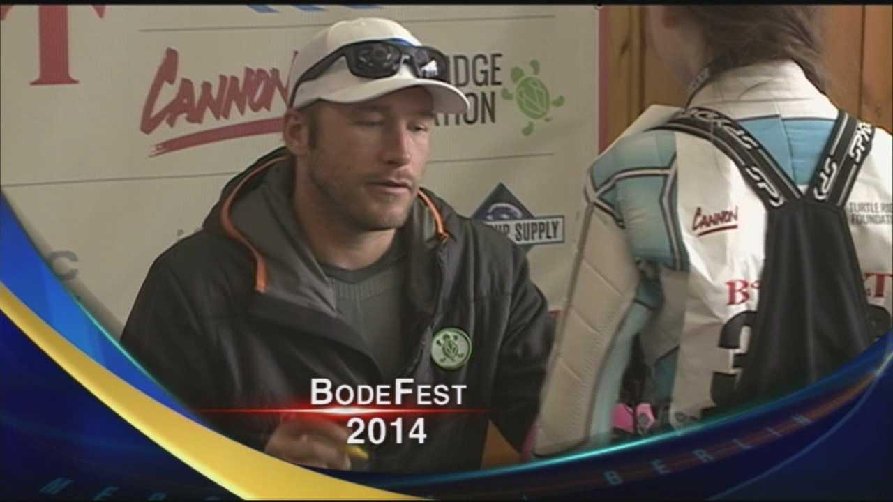 Bode Miller hosts Bodefest