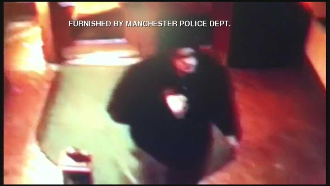 Elm Street burglaries investigated