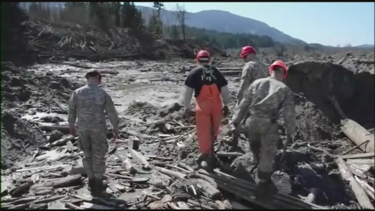 UNH professor investigates Washington landslide