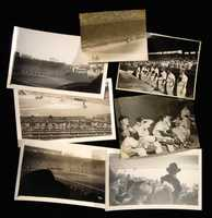 Collection of (56) vintage Boston Red Sox related photographs c.1940s