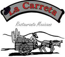 3 tie) La Carreta Mexican Restaurant in Manchester, Nashua and Derry.
