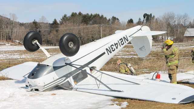 Colebrook plane