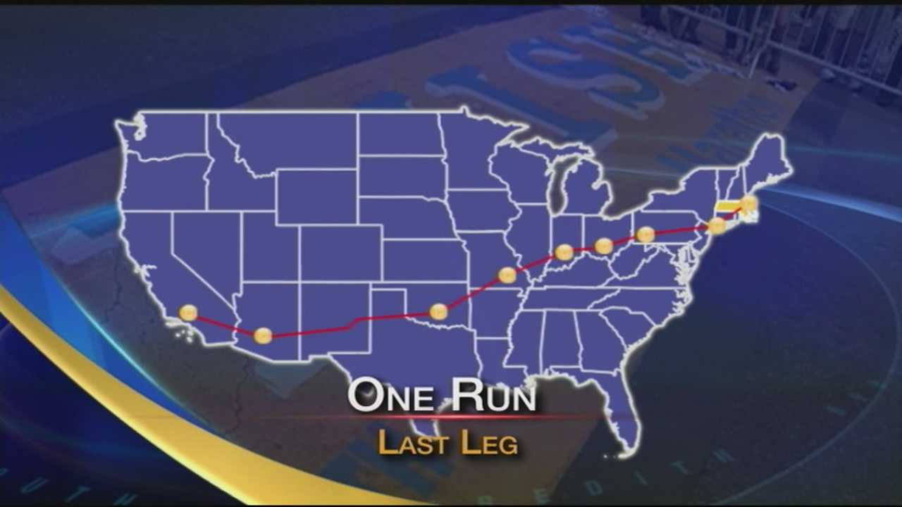 New Hampshire residents participate in One Fund Run
