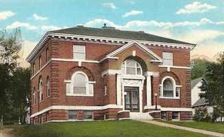 Littleton Public Library in Littleton, N.H.