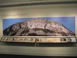 Beyond Granite exhibit now at Museum of the White Mountains at Plymouth State University.