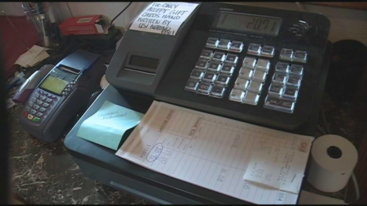 Thieves in Keene target cash registers