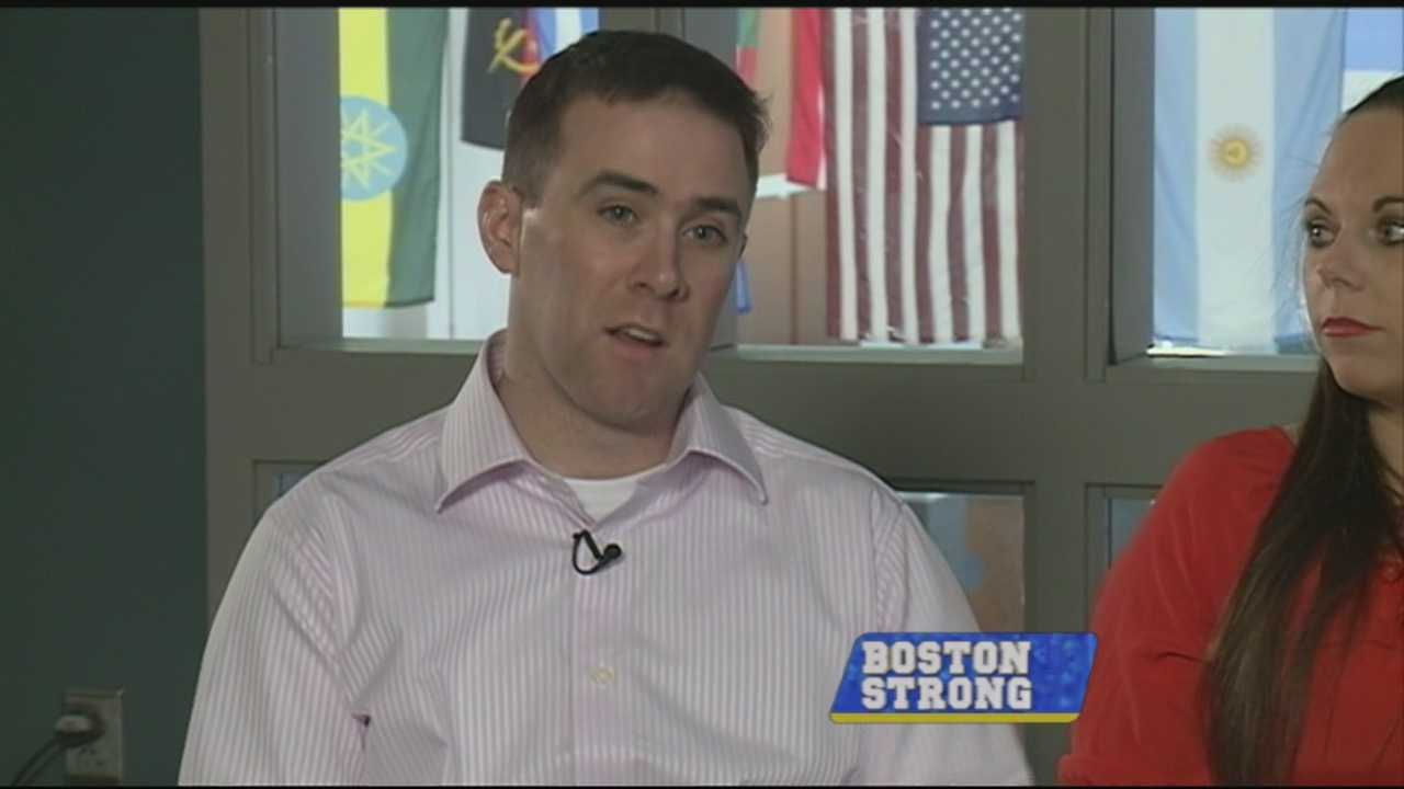 Officer who survived Watertown shootout thankful for blood donations