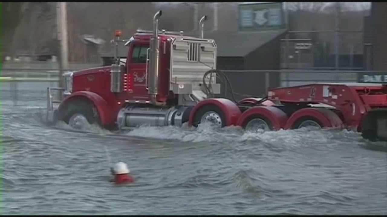 Storms bring flooding to parts of NH