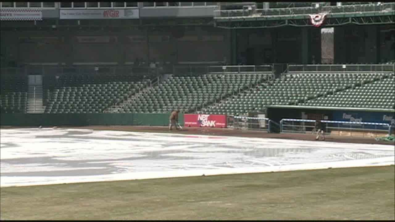 Winter weather forces Fisher Cats postponement