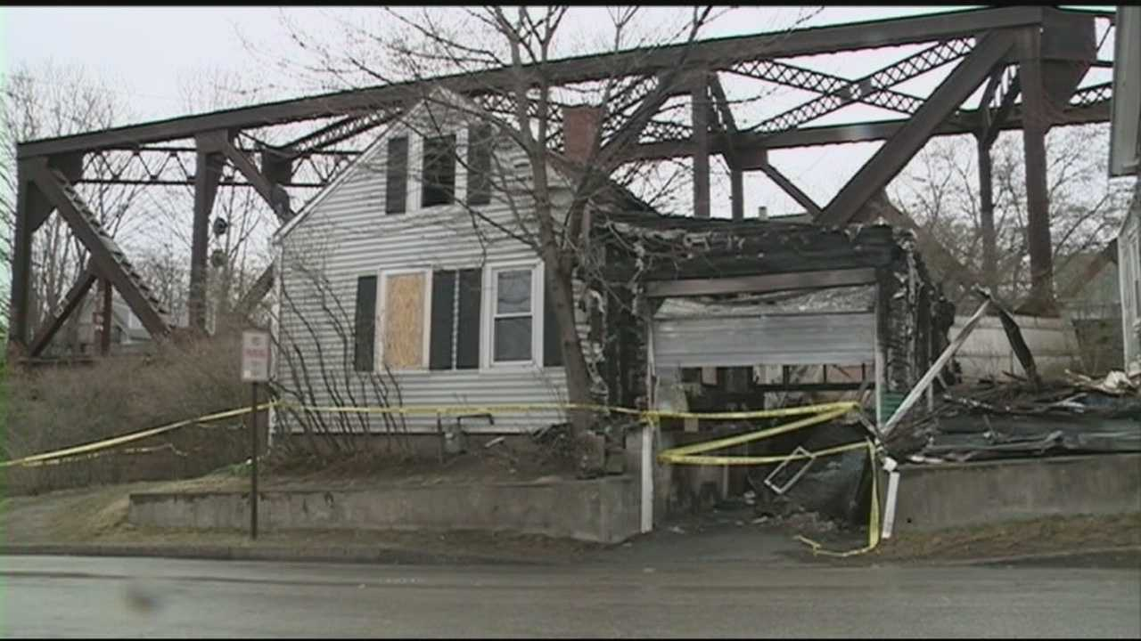 Fire seriously damages Dover home