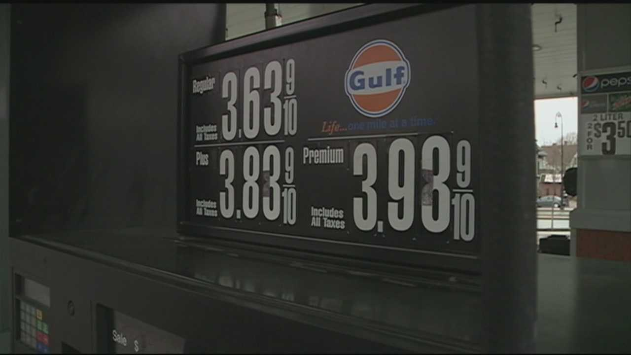 House passes 4-cent increase to gas tax