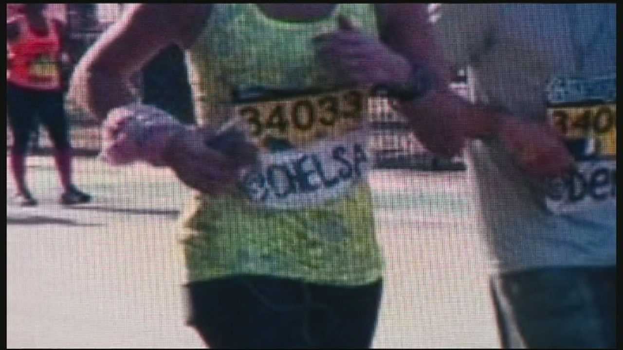 Couple apologizes for fake marathon bib