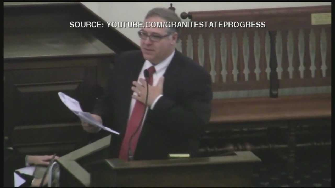 State rep. works to clarify remarks
